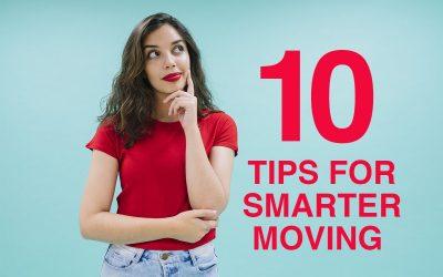 10 Tips for Smarter Moving