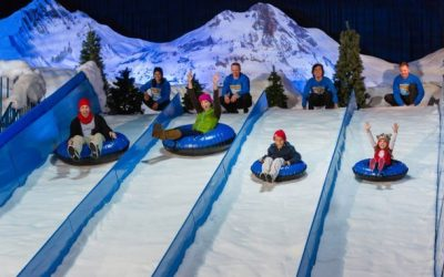 Celebrate the winter holiday with local activities around Central Florida